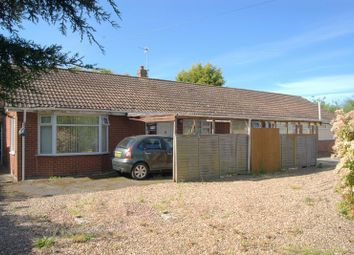 Thumbnail 4 bed detached bungalow for sale in High Marnham, Newark