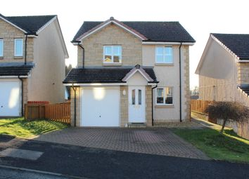 Thumbnail 4 bed detached house for sale in Dippol Crescent, Auchinleck