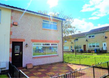 Thumbnail 2 bed end terrace house for sale in Quebec Wynd, Glasgow