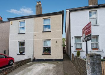 Thumbnail 2 bed semi-detached house for sale in Sandy Lane North, Wallington