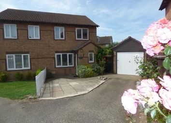 Thumbnail 3 bed semi-detached house for sale in Kelso Close, Bletchley, Milton Keynes, Buckinghamshire