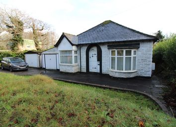 Thumbnail 2 bed detached bungalow for sale in Tavistock Road, Crownhill, Plymouth