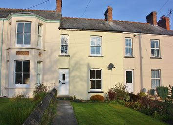 Thumbnail 3 bedroom terraced house to rent in Tredydan Road, Launceston