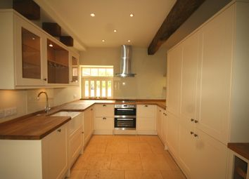 Thumbnail 2 bedroom barn conversion to rent in Holywell Road, Clipsham, Oakham