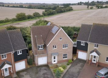 Thumbnail 4 bed detached house for sale in Combs Wood Drive, Stowmarket