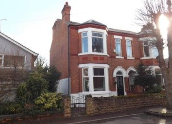 Thumbnail 4 bed semi-detached house for sale in Fleeman Grove, West Bridgford, Nottingham