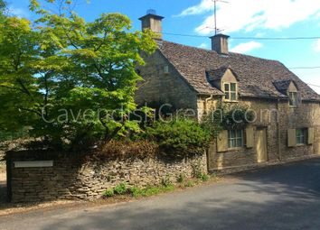 Thumbnail 3 bedroom cottage to rent in Lower Chedworth, Chedworth, Cheltenham