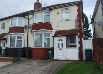 Thumbnail 3 bed semi-detached house for sale in Causeway Green Road, Oldbury