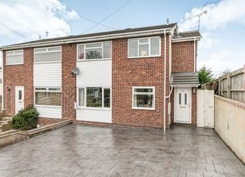 Thumbnail 4 bed semi-detached house for sale in Briardale Avenue, Dovercourt, Harwich