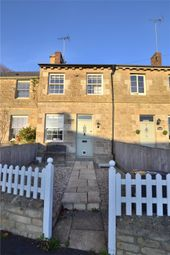 Thumbnail 2 bed terraced house for sale in 3 The Green, Coberley, Cheltenham, Gloucestershire