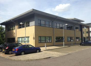Thumbnail Office to let in Ground & Park First Floor, Lakeside 200, Old Chapel Way, Broadland Business Park, Norwich, Norfolk