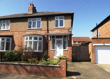 Thumbnail 3 bed semi-detached house for sale in Brinkburn Drive, Darlington, County Durham