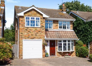 Thumbnail 4 bed detached house for sale in Brooklands, Wickford