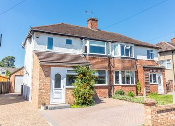 3 bed semi-detached house for sale in Chiltern Road, Caversham, Reading RG4