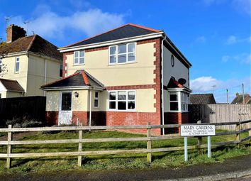 Thumbnail 3 bed detached house for sale in Lower Street, Okeford Fitzpaine, Blandford Forum