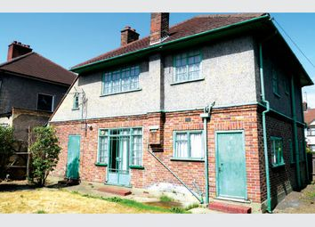 Thumbnail 3 bed detached house for sale in Horncastle Road, London