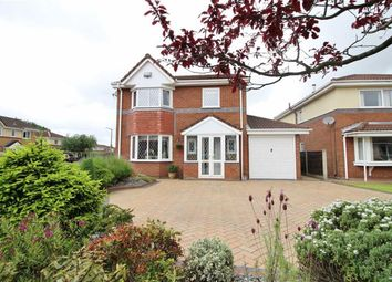 Thumbnail 3 bedroom detached house for sale in Hornbeam Close, Penwortham, Preston
