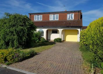 Thumbnail 4 bed detached bungalow for sale in Alnwick, Swindon, Wiltshire
