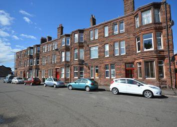 Thumbnail 1 bed flat for sale in Castlegreen Street, Dumbarton
