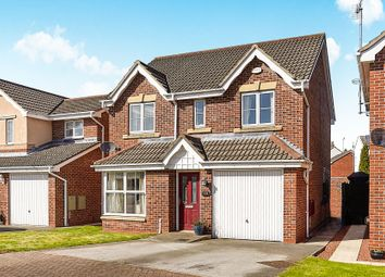 Thumbnail 4 bed detached house for sale in St. Anthony's Close, Hull
