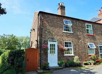 Thumbnail 3 bed cottage for sale in Church View, Bolton Percy, York