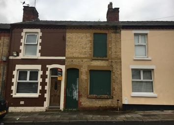 Thumbnail 2 bed terraced house for sale in Longfellow Street, Toxteth, Liverpool