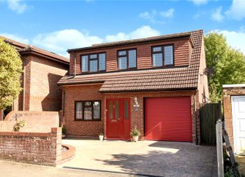 Florence Road, College Town, Sandhurst, Berkshire GU47. 4 bed detached house