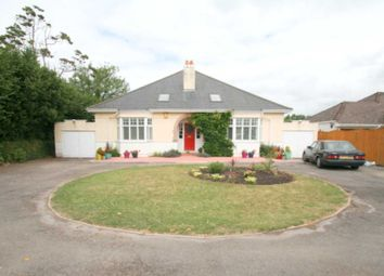 Thumbnail 4 bedroom detached bungalow for sale in Sherford Road, Sherford, Plymouth