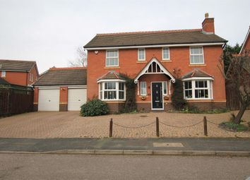 Thumbnail 4 bed detached house for sale in Betteridge Drive, Sutton Coldfield