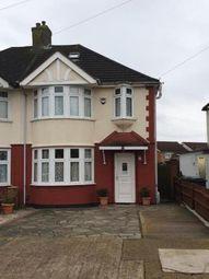 Thumbnail 4 bedroom semi-detached house for sale in Rainham, Havering, Essex