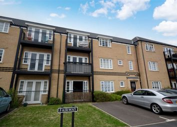 Thumbnail 2 bed flat for sale in Fairway, Costessey, Norwich, Norfolk