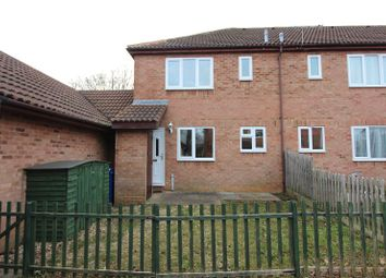 Thumbnail 1 bed terraced house to rent in Barcombe Close, Banbury