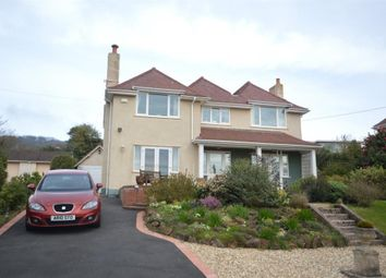 Thumbnail 4 bed detached house for sale in Kestell Road, Sidmouth, Devon