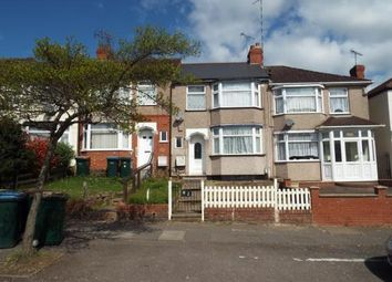 Thumbnail 3 bed terraced house for sale in Roland Avenue, Coventry, West Midlands