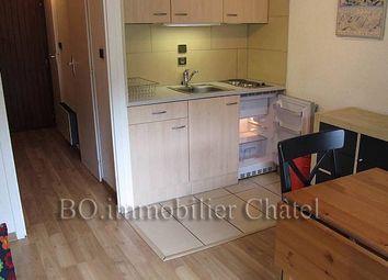 Thumbnail 2 bed apartment for sale in Route De Freinetes, Châtel, Abondance, Thonon-Les-Bains, Haute-Savoie, Rhône-Alpes, France