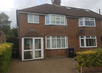 Thumbnail 3 bed property to rent in Heaton Road, Canterbury