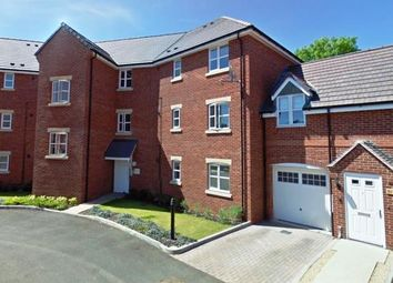 Thumbnail 1 bed flat for sale in Hopps Lodge Drive, Rugby, Warwickshire