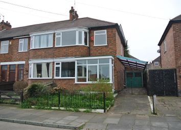 Thumbnail 3 bedroom property for sale in Middlesex Road, Leicester