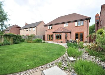 Thumbnail 5 bed detached house for sale in Swarbrick Avenue, Grimsargh, Preston, Lancashire