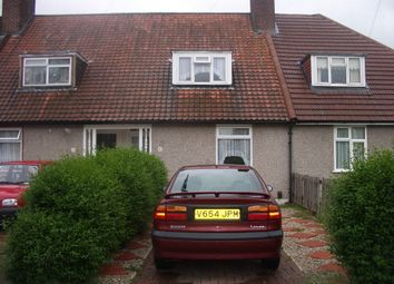 Thumbnail 2 bed property to rent in Winterbourne Road, Becontree, Dagenham