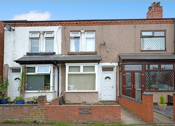 Thumbnail 3 bed terraced house for sale in Osborne Road, Earlsdon, Coventry