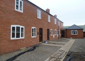 Thumbnail 2 bed end terrace house to rent in 6 Freemans Place, Aston Street, Wem, Shropshire.