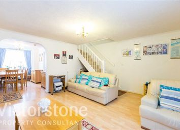 Thumbnail 3 bed terraced house for sale in Shepherds Walk, Dollis Hill, London