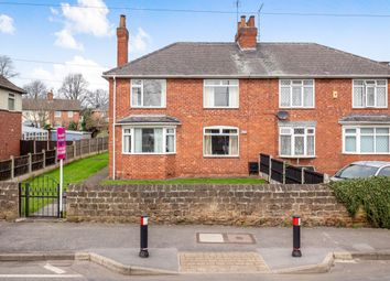 Thumbnail 3 bed semi-detached house for sale in Watnall Road, Hucknall, Nottingham