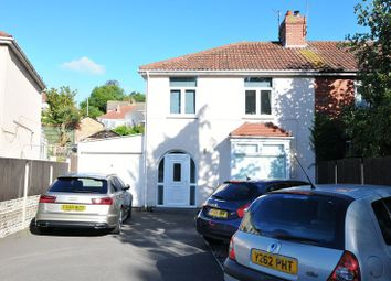 Thumbnail 3 bed end terrace house for sale in Airport Road, Hengrove, Bristol