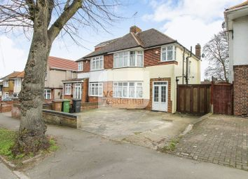 Thumbnail 3 bedroom semi-detached house for sale in Halfway Avenue, Luton