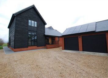 Thumbnail 4 bed detached house for sale in Mill Lane, Virley, Maldon, Essex