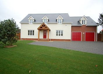 Thumbnail 5 bed detached house for sale in Spring Road, Tiptree, Colchester, Essex