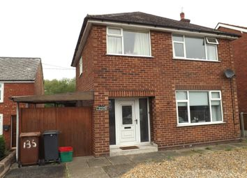 Thumbnail 3 bed detached house for sale in Middlewich Road, Winsford