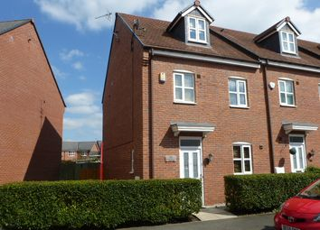Thumbnail 4 bedroom semi-detached house to rent in Wychwood Village, Weston, Crewe, Cheshire